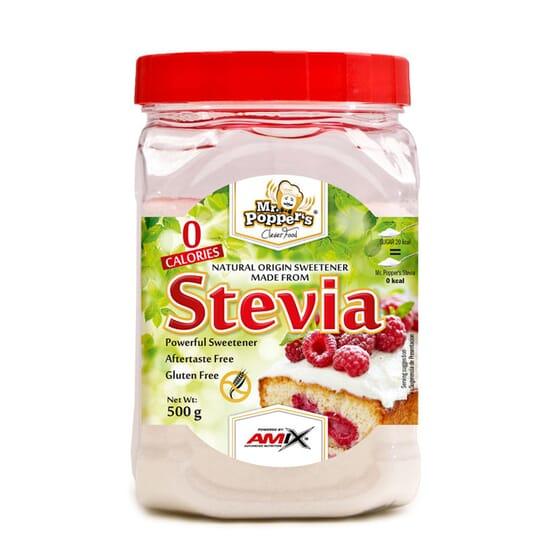 STEVIA MR POPPERS 500g de Amix