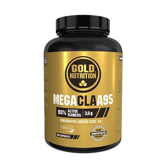 MEGA CLA A95 90 Caps de GoldNutrition