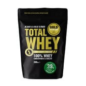 Total Whey 260g - Gold Nutrition - Proteína Whey  cómodo formato