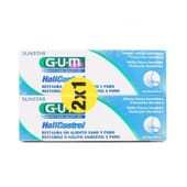 GUM HALICONTROL PASTA DENTÍFRICA PACK 2X1 2 Ud 75ml