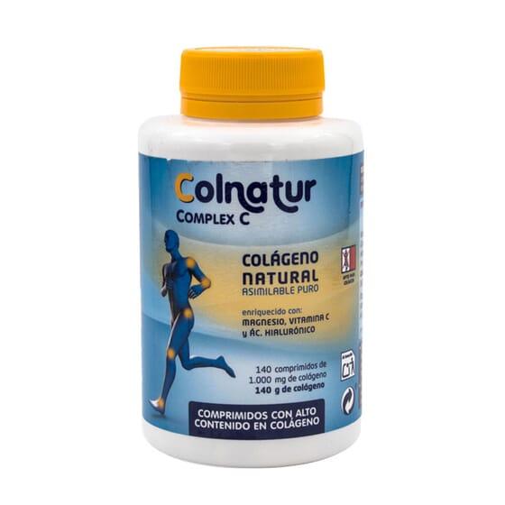 COLNATUR COMPLEX COLAGENO CON VITAMINA C 140 Tabs