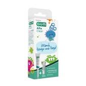 Gum Afta Clear Gel Infantil 10 ml + Pasta Dentífrica Morango 12 ml da Gum