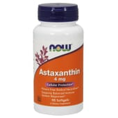 ASTAXANTHIN 4mg 90 VCaps da Now Foods