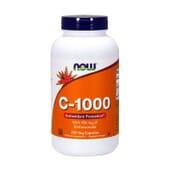 C-1000 CON BIOFLAVONOIDES 250 VCaps de Now Foods