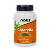 Chlorella 1000Mg 120 Tabs da Now Foods