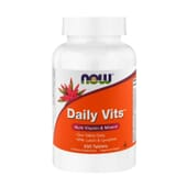 DAILY VITS 250 Tabs de Now Foods