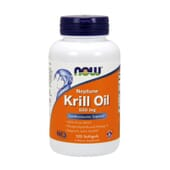 NEPTUNE KRILL OIL 500mg 120 Perlas de Now Foods