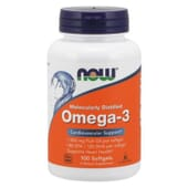 OMEGA-3 DISTILLATION MOLÉCULAIRE 100 Capsules molles
