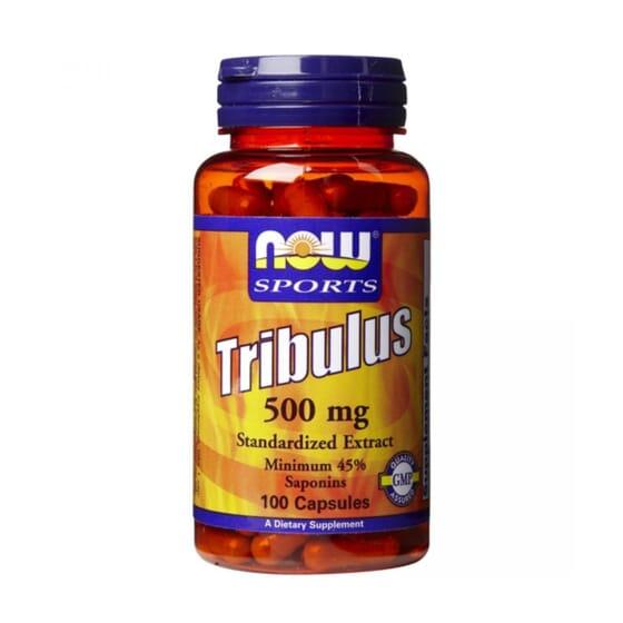TRIBULUS 500mg 100 Caps de Now Sports