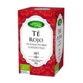 Chá Vermelho 20 Infusões da Artemis Bio