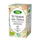 Chá Verde Sem Teína 20 Infusões da Artemis Bio