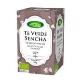 Chá Verde Sencha 20 Infusões da Artemis Bio