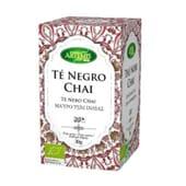 Chá Preto Chai 20 Infusões da Artemis Bio
