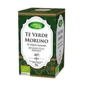 Chá Verde Moruno 20 Infusões da Artemis Bio