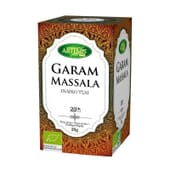 GARAM MASSALA 20 Infusiones de Artemis Bio