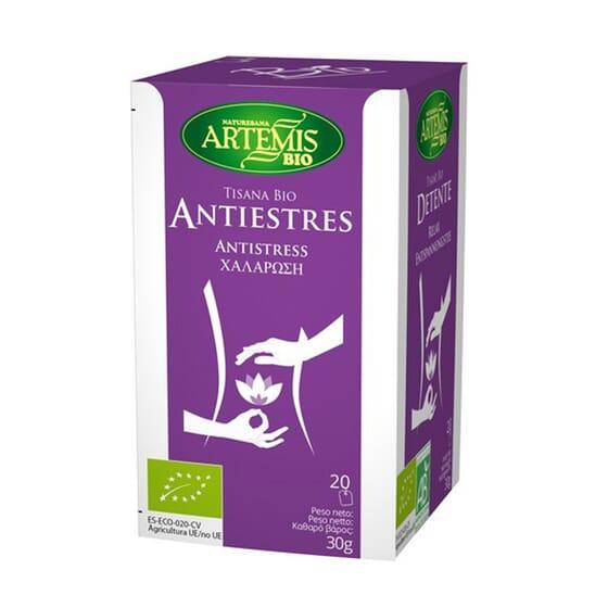 TISANA BIO ANTIESTRÉS 20 Infusiones de Artemis Bio