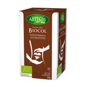 TISANA BIO BIOCOL 20 Infusiones de Artemis Bio