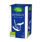 TISANA BIO DUERME-T 20 Infusiones de Artemis Bio