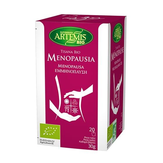 TISANA BIO MENOPAUSIA 20 Infusiones de Artemis Bio