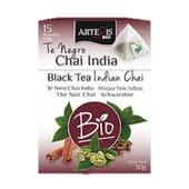 Chá Preto Chai India 15 Infusões da Artemis Bio