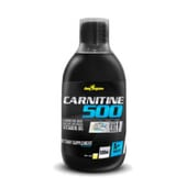 Carnitina 500 500ml - Bigman - L-Carnitina, Cafeína y Vitamina B5