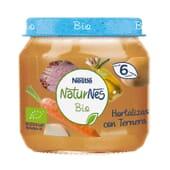 Naturnes Bio Potito Hortalizas con Ternera 200g - Nestle Naturnes