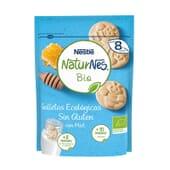 Naturnes Bio Galletas Ecológicas Sin Gluten Miel 150g - Nestle