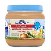 NATURNES SELEÇÃO BOIÃO CENOURA E COURGETTE COM PERU 190g da Nestlé Naturnes