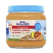 NATURNES SELEÇÃO BOIÃO CENOURA E ABÓBORA COM VITELA 190g da Nestlé Naturnes.
