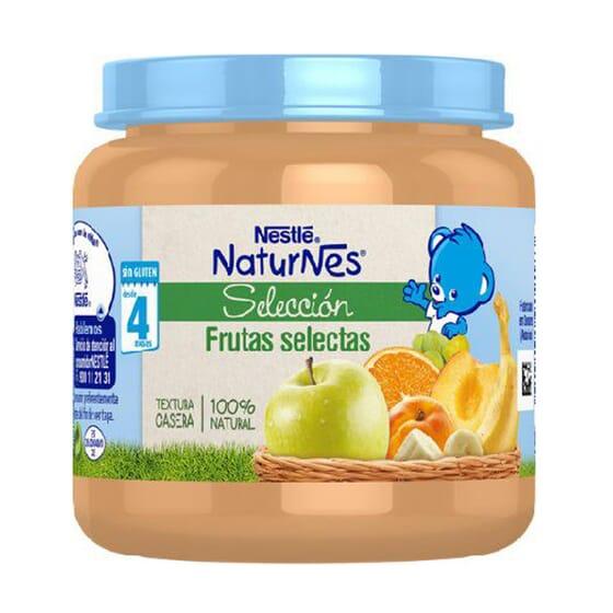 NATURNES SELECCIÓN POTITO FRUTAS SELECTAS 190g de Nestle Naturnes