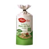 Tortitas de Maíz sin Sal Añadida Bio 110g - El Granero Integral