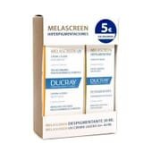 MELASCREEN DESPIGMENTANTE 30ml + UV CREMA LIGERA SPF50+ 40ml de Ducray