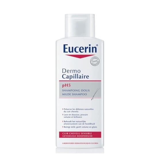 EUCERIN DERMOCAPILLAIRE PH5 CHAMPÚ SUAVE 250ml de Eucerin