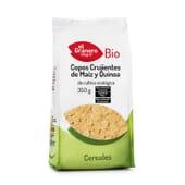 Copos Crujientes de Maíz y Quinoa Bio 350g - El Granero Integral