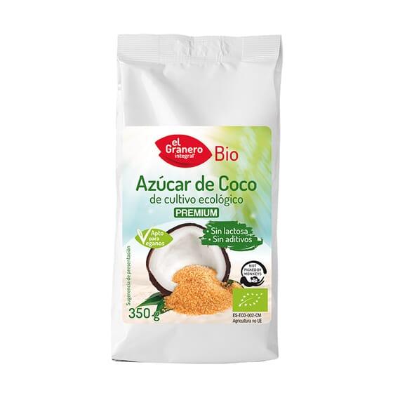 AZÚCAR DE COCO BIO 350g de El Granero Integral