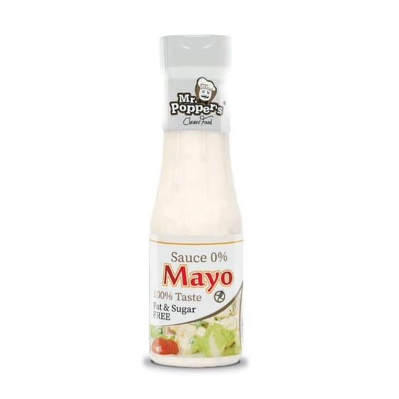 SAUCE MAYO 0% MR. POPPER'S 250 ml