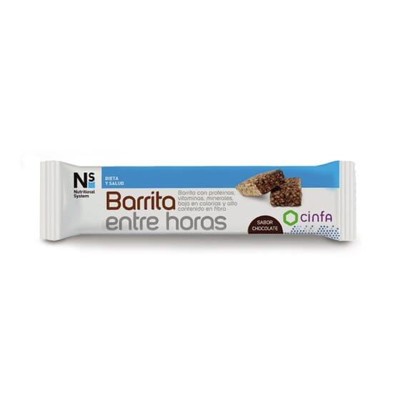 NS BARRITA ENTRE HORAS 12 Barritas de 35g