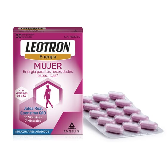 LEOTRON MUJER 30 Tabs