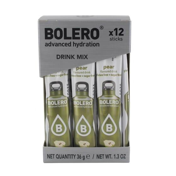 BOLERO PERA (CON STEVIA) 12 STICKS DE 3G