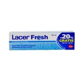 LACER FRESH GEL DENTÍFRICO + 20% GRATIS 150ml
