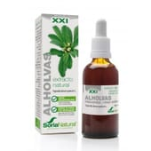 EXTRACTO NATURAL DE ALHOLVAS XXI 50ml de Soria Natural