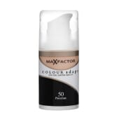 COLOUR ADAPT FOUNDATION #50 PORCELAIN 34 ML de Max Factor