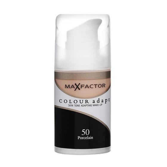 COLOUR ADAPT FOUNDATION #50 PORCELAIN 34 ML de Max Factor