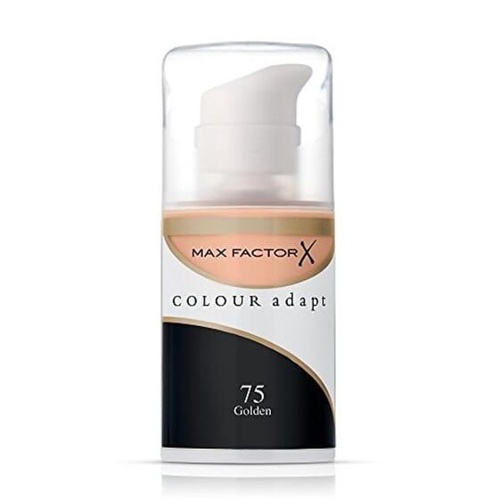COLOUR ADAPT FOUNDATION #75 GOLDEN 34 ML de Max Factor