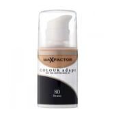 COLOUR ADAPT FOUNDATION #80 BRONZE 34 ML de Max Factor