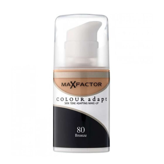 Fondotinta Colour Adapt #80 Bronze 34 ml di Max Factor