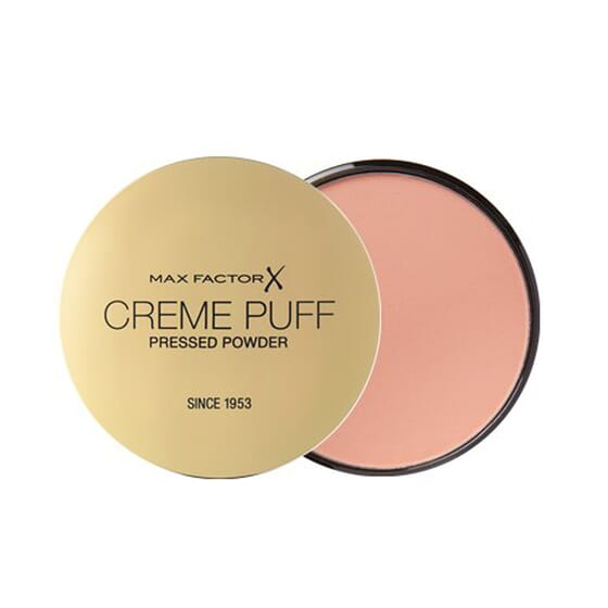 Creme Puff Pressed Powder #53 Tempting Touch 21g di Max Factor