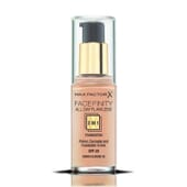 FACEFINITY ALL DAY FLAWLESS 3IN1 FOUNDATION #45 WARM 30ML de Max Factor