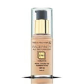 FACEFINITY ALL DAY FLAWLESS 3IN1 FOUNDATION #47 NUDE 30ML de Max Factor