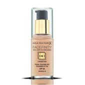 FACEFINITY ALL DAY FLAWLESS 3IN1 FOUNDATION #50 NATURAL 30ML de Max Factor